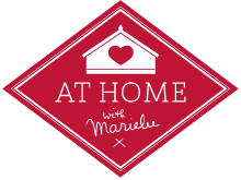 Marieke at Home, geruit servies, landelijk,at home,Marieke