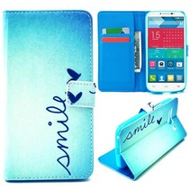 Smile Bookcase hoes Alcatel One Touch Pop C9
