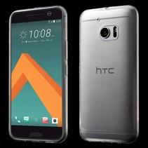 Transparant Slim TPU Hoesje HTC 10