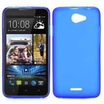 Blauw TPU hoesje HTC Desire 516