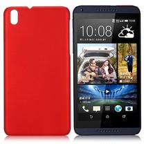 Rood hardcase hoesje HTC Desire 816