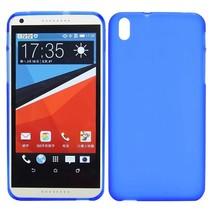 Blauw TPU hoesje HTC Desire 816