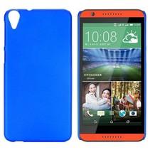 Blauw hardcase hoesje HTC Desire 820