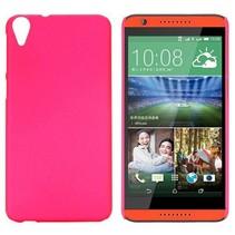 Roze hardcase hoesje HTC Desire 820