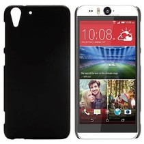 Zwart hardcase hoesje HTC Desire Eye