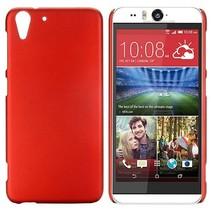 Rood hardcase hoesje HTC Desire Eye