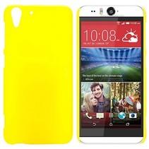 Geel hardcase hoesje HTC Desire Eye