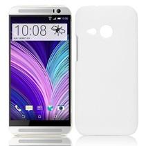 Wit hardcase hoesje HTC One Mini 2