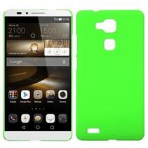 Groen hardcase hoesje Huawei Mate 7
