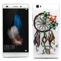 Dromenvanger TPU hoesje Huawei P8 Lite