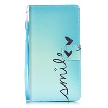 Smile Bookcase Hoesje Huawei P9 Lite