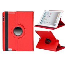 Lychee rode 360 graden hoes iPad 2 / 3 / 4