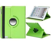 Lychee groene 360 graden hoes iPad 2 / 3 / 4