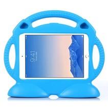 Blauw cute cartoon eva schuim stand hoes iPad Air 2