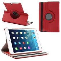 360 graden rode hoes iPad Mini / 2 / 3