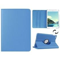 Blauwe 360 graden draaibare hoes iPad Mini 4