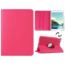 Roze 360 graden draaibare hoes iPad Mini 4