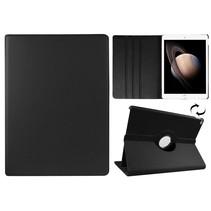 Zwarte 360 graden draaibare hoes iPad Pro