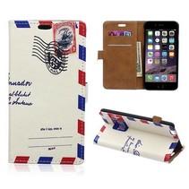 Envelop Bookcase hoes iPhone 6 / 6s