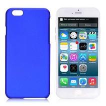 Blauw hardcase hoesje iPhone 6 / 6s