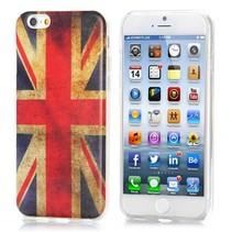Britse vlag IMD craft TPU hoesje iPhone 6 / 6s