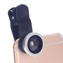 3-in-1 Universele Clip Lens Smartphone Lens