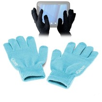 Touchscreen Handschoenen - Blauw