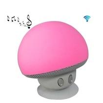 Paddenstoel Bluetooth Speaker - Roze