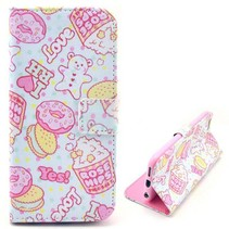 Snoepgoed design book cover hoes iPhone 6(s) Plus