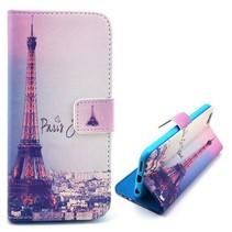 Paris je t'aime Bookcase hoes iPhone 6(s) Plus