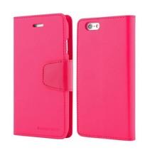 Sonata roze Bookcase hoes iPhone 6(s) Plus