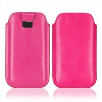 Roze fashion insteek hoes iPhone 6(s) Plus