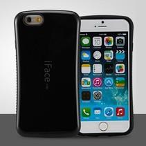 Zwarte hybrid hoes iPhone 6(s) Plus