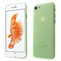 Groen 0.3mm Hardcase Hoesje iPhone 7