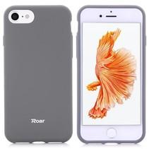 Grijs TPU Hoesje iPhone 7