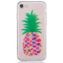 Ananas TPU Hoesje iPhone 7