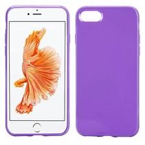 Paars TPU Hoesje iPhone 7