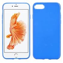 Blauw TPU Hoesje iPhone 7