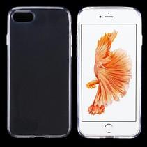Transparant Dun TPU Hoesje iPhone 7