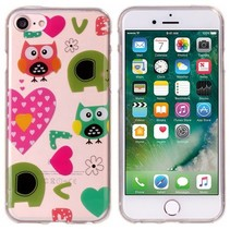 Love Uiltjes TPU Hoesje iPhone 7