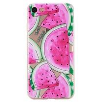 Watermeloenen TPU Hoesje iPhone 7