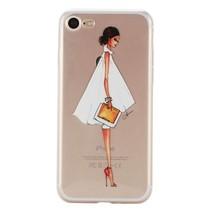 Fashion Girl TPU Hoesje iPhone 7