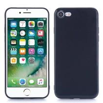 Zwart TPU Hoesje iPhone 7