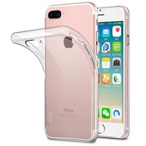 IMAK Transparant TPU Hoesje iPhone 7 Plus