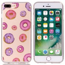 Donuts TPU Hoesje iPhone 7 Plus