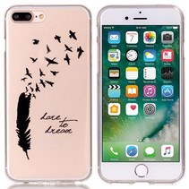 Dare to Dream TPU Hoesje iPhone 7 Plus