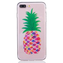 Ananas TPU Hoesje iPhone 7 Plus