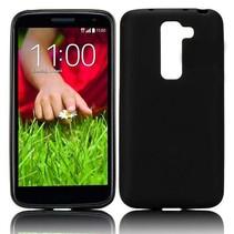 Zwart TPU hoesje LG G2 Mini