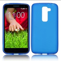 Blauw TPU hoesje LG G2 Mini