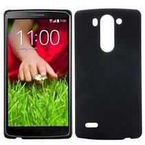 Zwart hardcase hoesje LG G3 S